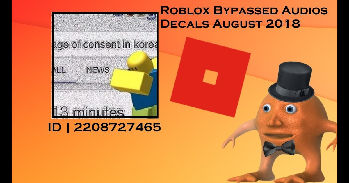 Roblox Funny Bypassed Audios Roblox Earrape Audios 2019