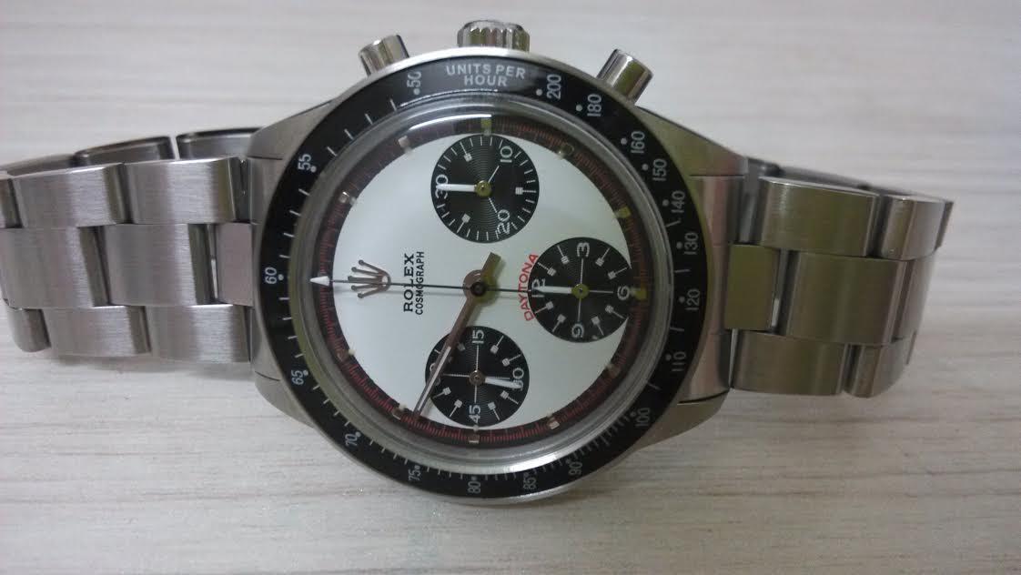 Rolex Daytona Paul Newman 6241 Replica Watch
