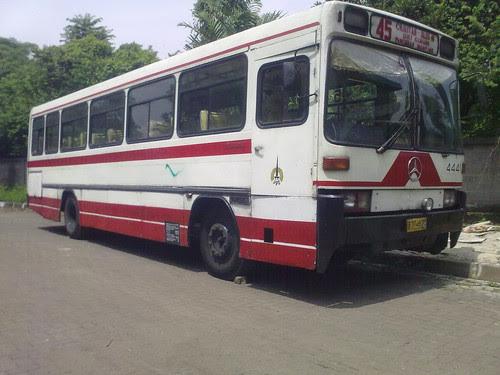Foto Bus Jadul