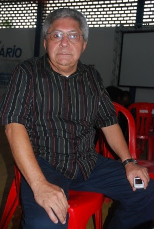 Marconi Bimba, apontado como um dos responsáveis pelos desvios do SUS em Rosário