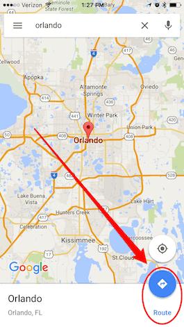 Toll-free option - Google Maps Help