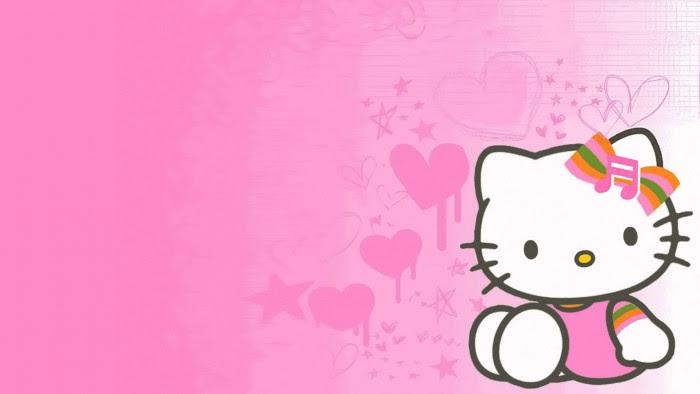 Love Hello Kitty Wallpaper - Baltana