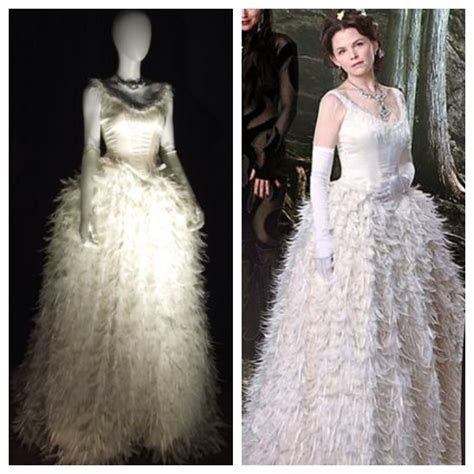 Once Upon a Time Snow White wedding dress   Wedding