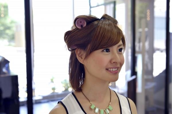 七五三ママのスーツ姿に似合う髪型特集 自分でできる簡単ヘアアレンジ