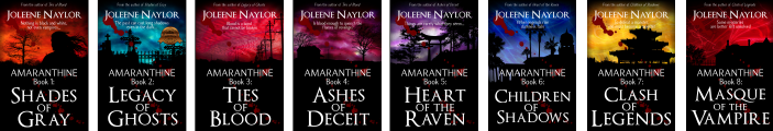 Author Spotlight : Joleene Naylor Books