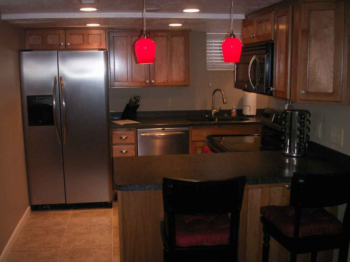 Refrigerator Kitchen Idea for Your Home | Feel The Home