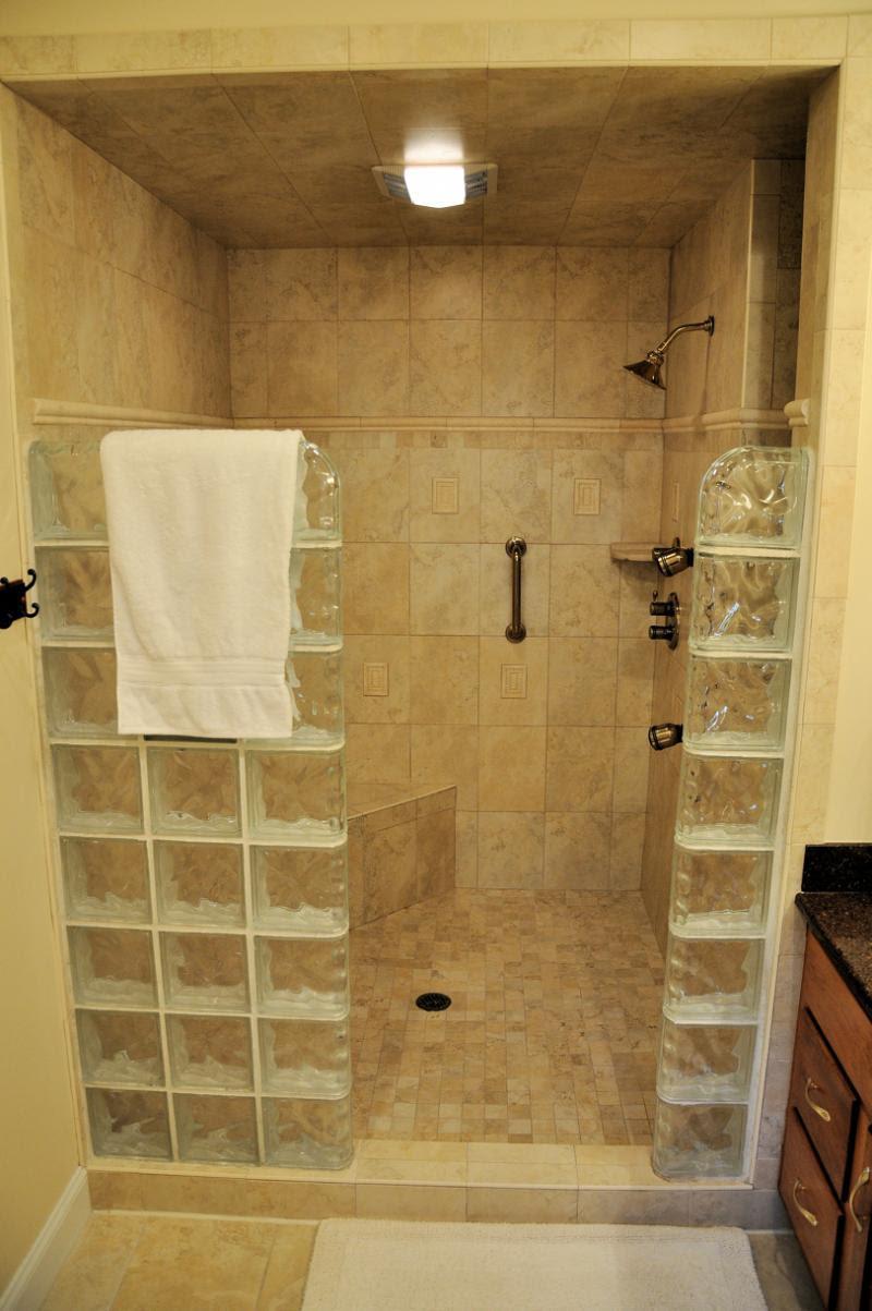 Nice Shower Ideas for Master Bathroom - HomesFeed