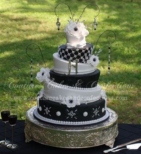Couture Cakes & Confections   Chattanooga, TN Wedding Cake