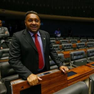 O deputado federal Tiririca (PR-SP) foi reeleito com mais de 1 milhão de votos