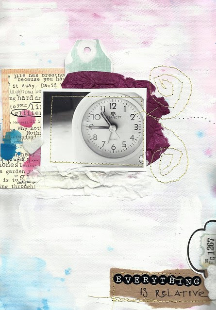 {...}- envelope album week 5 -<M-A-17>