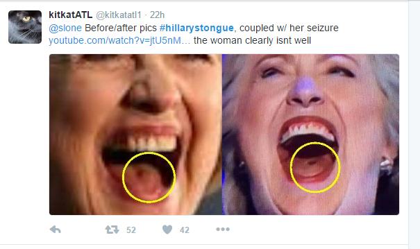 Resultado de imagen para satanic hillary