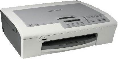 Brother DCP-135C Multifunction Inkjet Printer - Preview