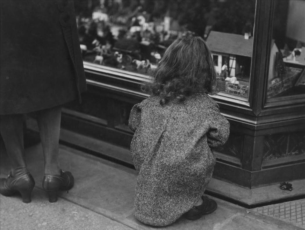 La fotógrafa que huyó de los nazis