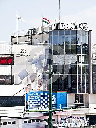 Hungaroring Millenium Tower