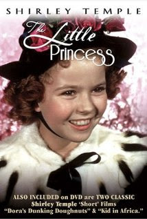 Shirley Temple as The Little Princess