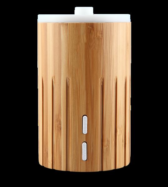 Zaq Bamboo Essential Oils Aromatherapy Diffuser