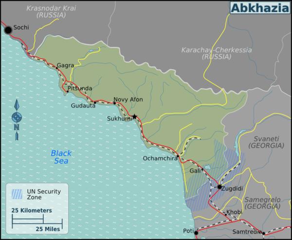 Abkhazia Wikitravel