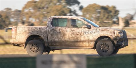 2020 Ford Ranger Raptor Pictures Review