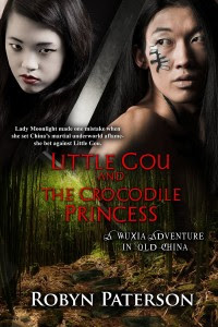 Little Gou and the Crocodile Princess
