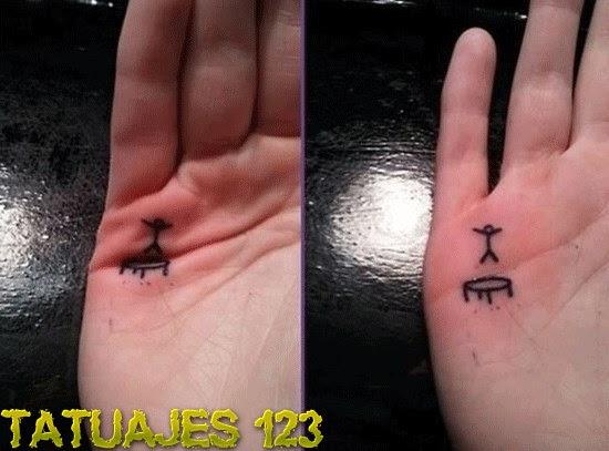 Tatuaje En La Palma De La Mano Tatuajes 123