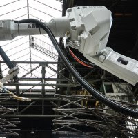ABB Arms Print A Scale Bridge Model