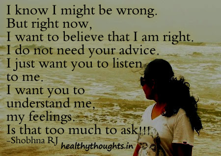 Quotes About Understanding My Feelings 21 Quotes