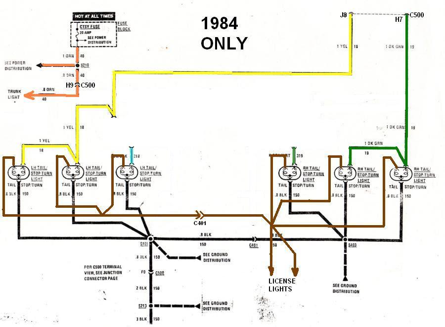 Fiero Backup Light Wiring Diagram