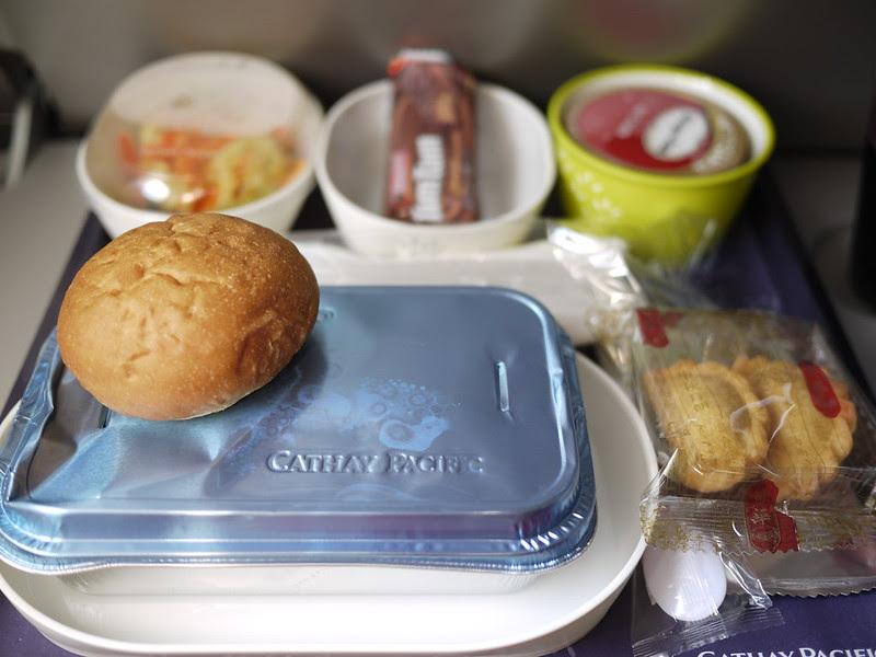 國泰飛機餐