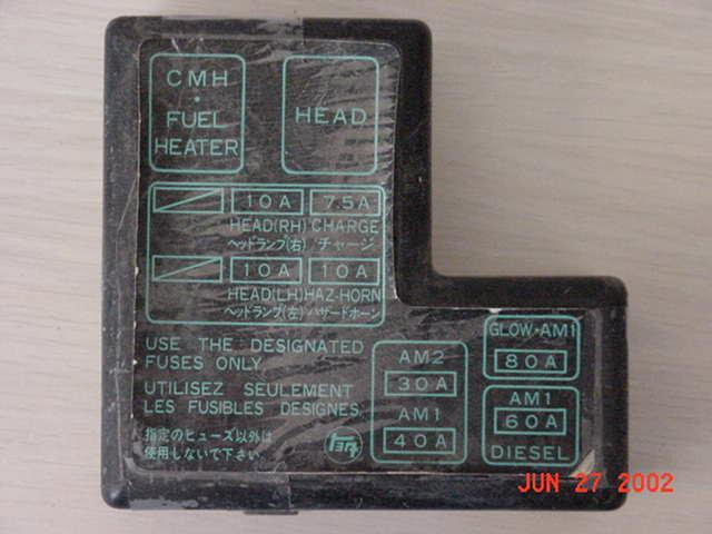 1987 Toyota Pickup Fuse Box Diagram Wiring Diagram Promote Promote Associazionegenius It