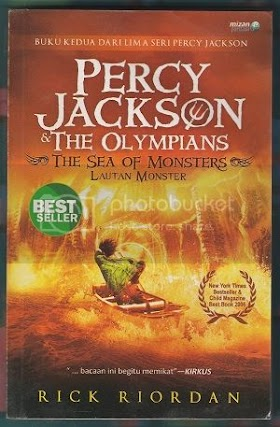 The Sea of Monster (Reread) Review