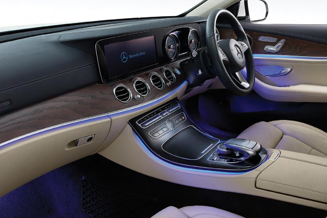 2017 Mercedes-Benz E-Class Long Wheelbase launched in ...