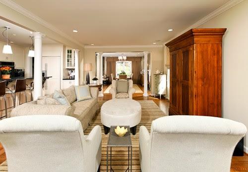 Case Design/Remodeling, Inc. traditional living room