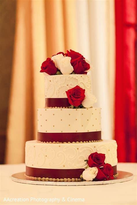 Wedding Cake in Cerritos, CA Pakistani Wedding by