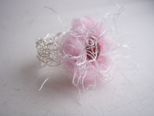 candy bloom ring