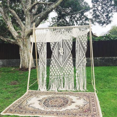 Macrame wedding backdrop hire   Wedding & Venues   Gumtree