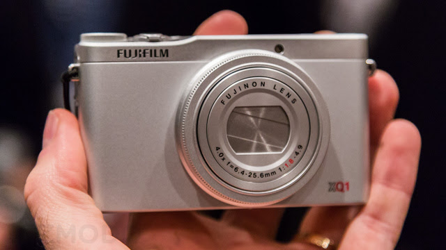 Fujifilm XQ1 Hands-On: A Canon Clone With Better Guts