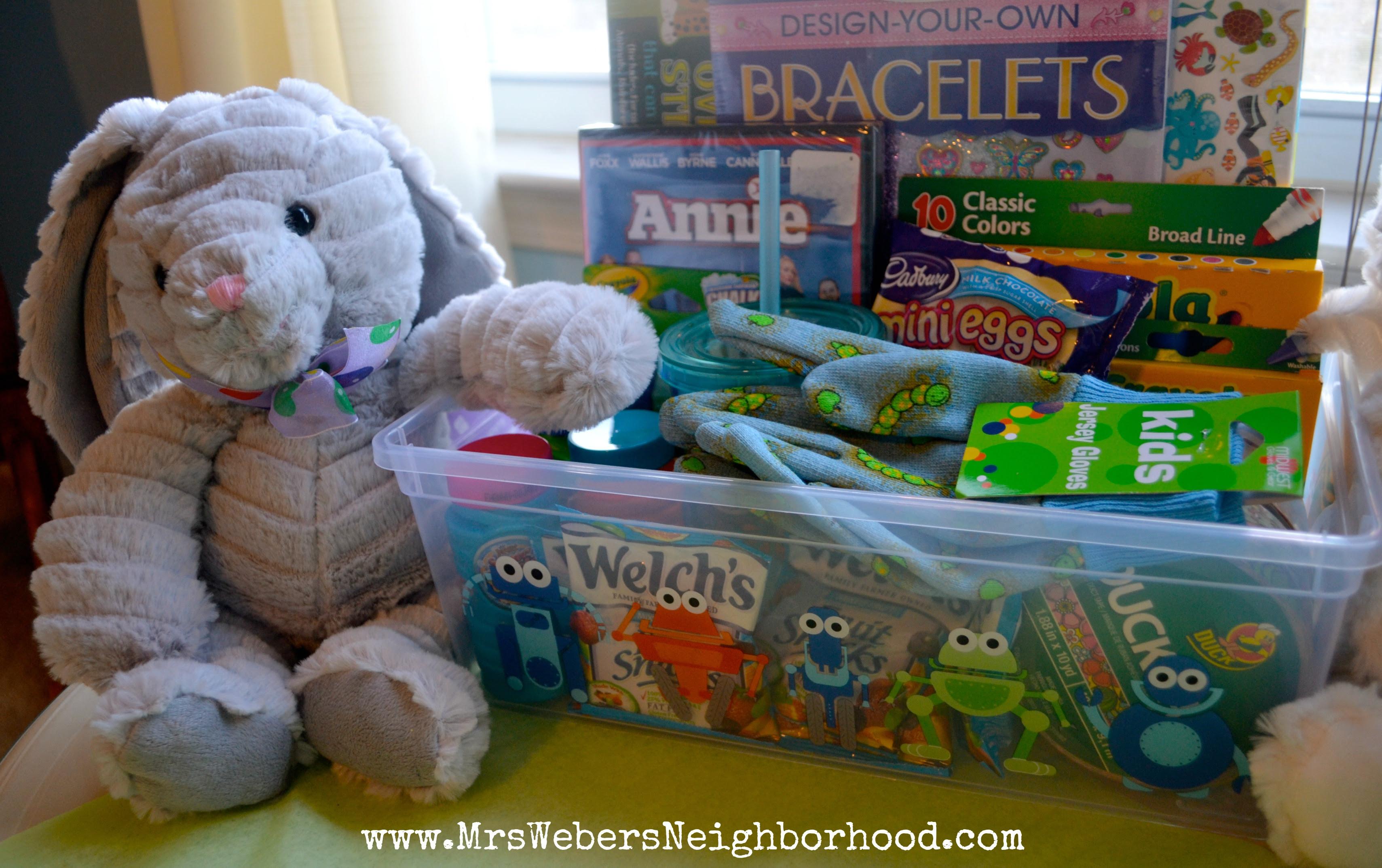 25 Easter Basket Ideas For Kids Mrs Webers Neighborhood