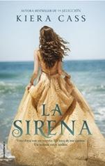 La sirena Kiera Cass