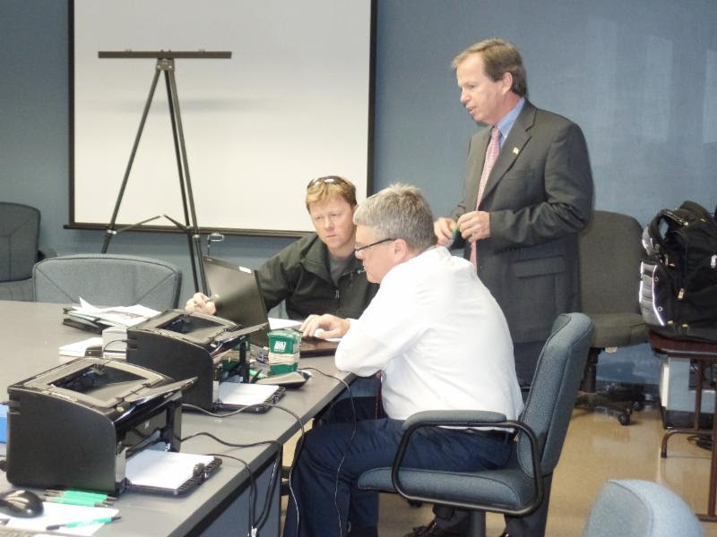 Register O'Donnell at Office Hours, Milton Town Hall