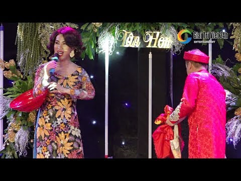 Lộ Lộ khui mâm quả đám cưới lộ điều bí ẩn chỉ có ở Đoàn lô tô Sài Gòn Tân Thời