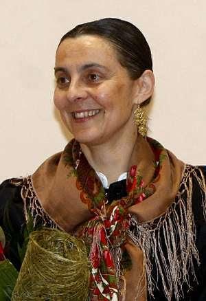Marita Casal, presidenta.