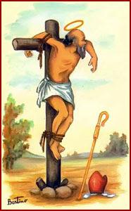 SAN NÉSTOR, Obispo y Mártir