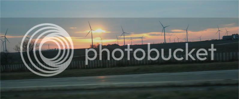 wind farm bloomington, illinois
