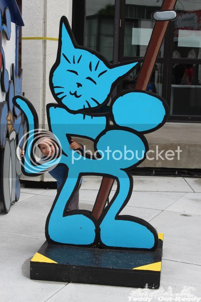 Montreal Jazz Mascot