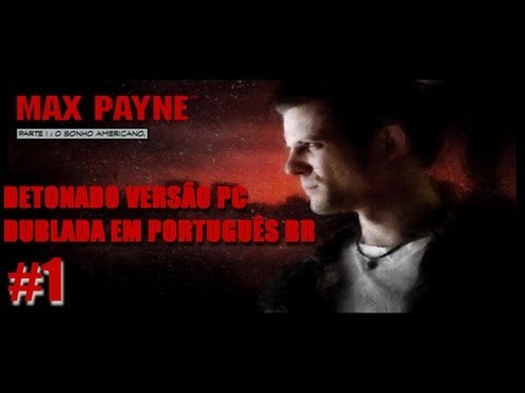 [Pc] Max Payne FullRip Dublado Pt.Br 583mb