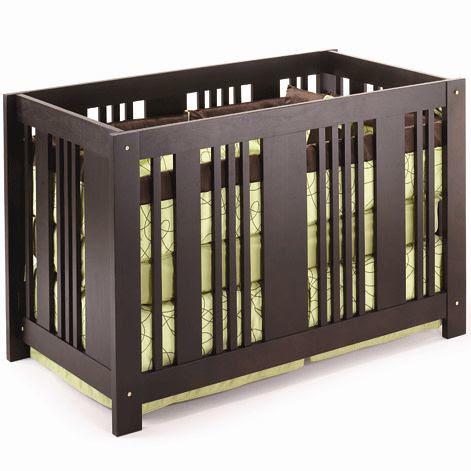 Project Nursery:  AP Industries Element Crib