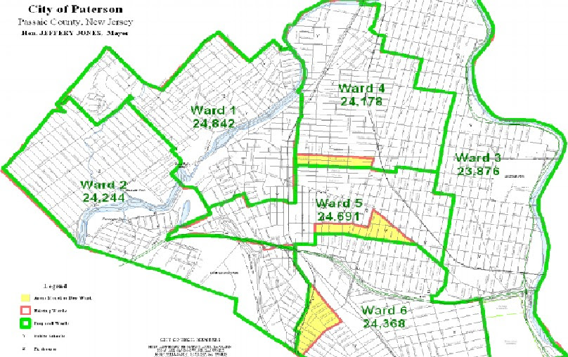 Changes Approved For Four City Wards 1st And 3rd Remain Untouched News Tapinto