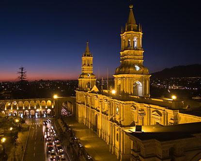 Bertemu WNI di Arequipa Peru