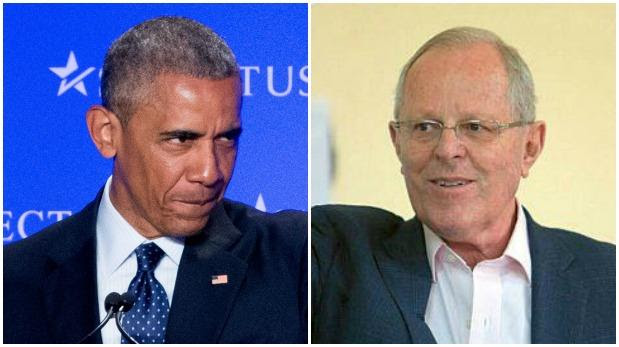 Obama felicita a Kuczynski por su victoria electoral