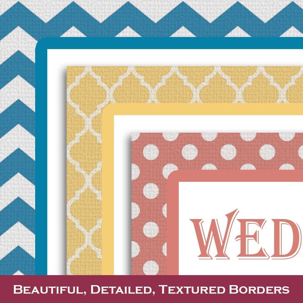 Printable & Editable Daily Planner Kit Downloadable - 7 Colors ...